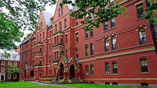 نمایی از یک روز در دانشگاه هاروارد