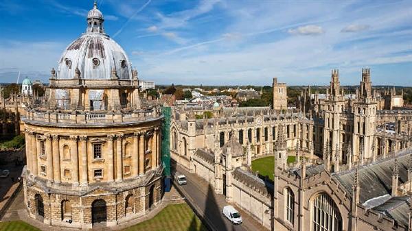 دانشکده موسیقی دانشگاه آکسفورد