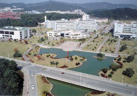 رتبه موسسه علم و فناوری پیشرفته کره