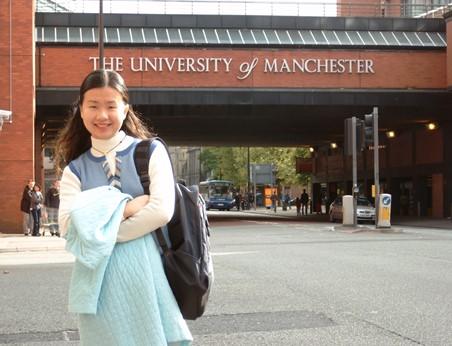 زندگی دانشجویی در دانشگاه منچستر