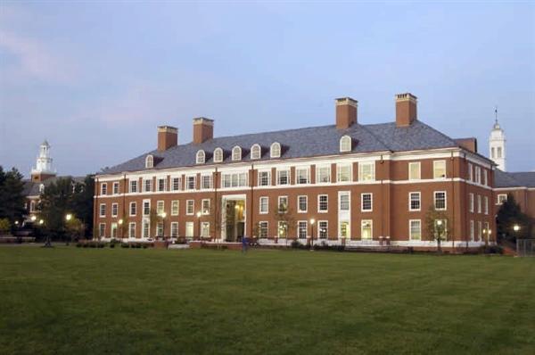 تصویری از دانشکده مهندسی دانشگاه جان هاپکینز