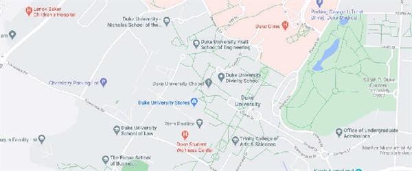 دانشگاه دوک در کجاست و در کدام کشور قرار دارد؟