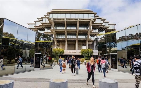 دانشگاه کالیفرنیا، سن دیگو